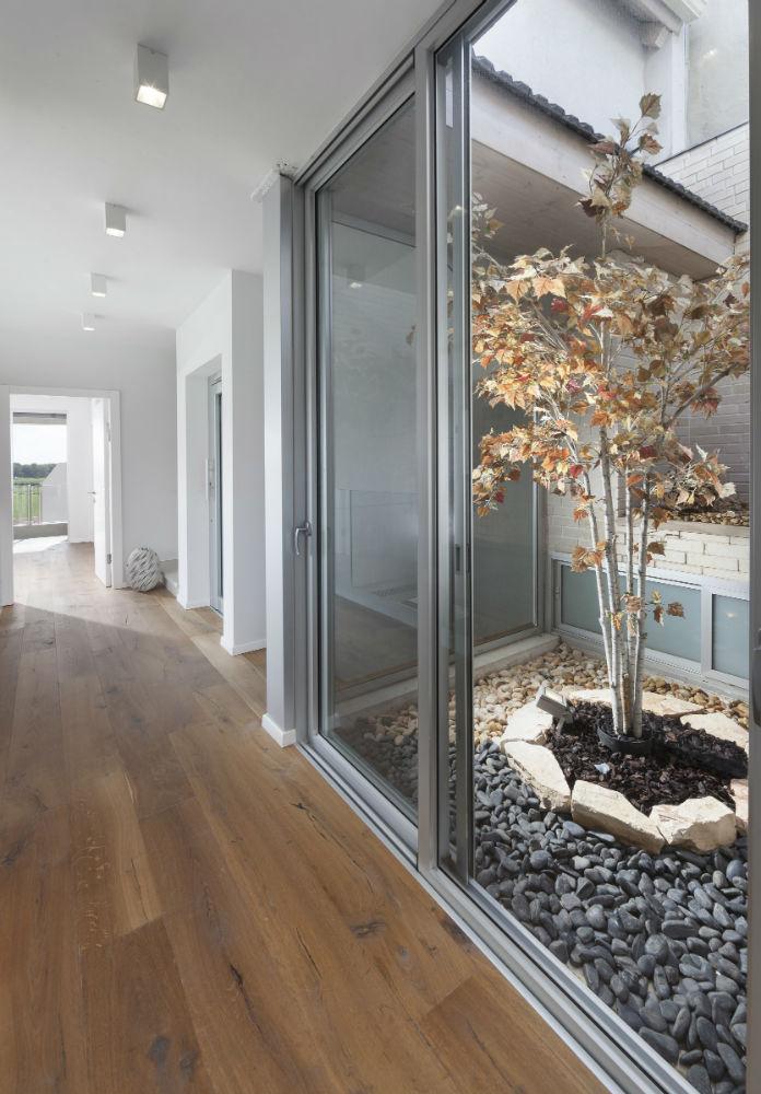 עיצוב בתים מודרניים, בית בשהם