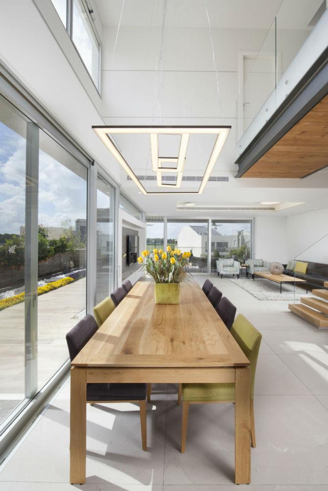 תכנון אדריכלי, בתים מודרניים