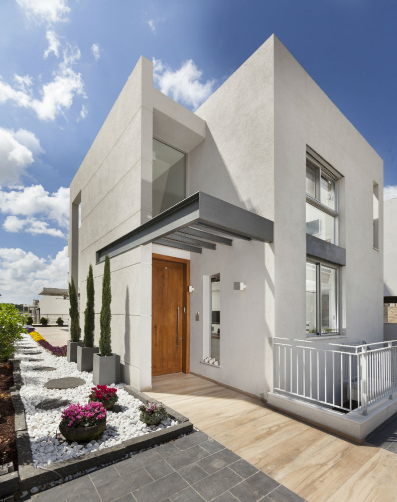 תכנון אדריכלי, בית בשהם