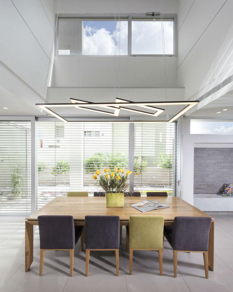 תכנון אדריכלי, עיצוב פנים הבית