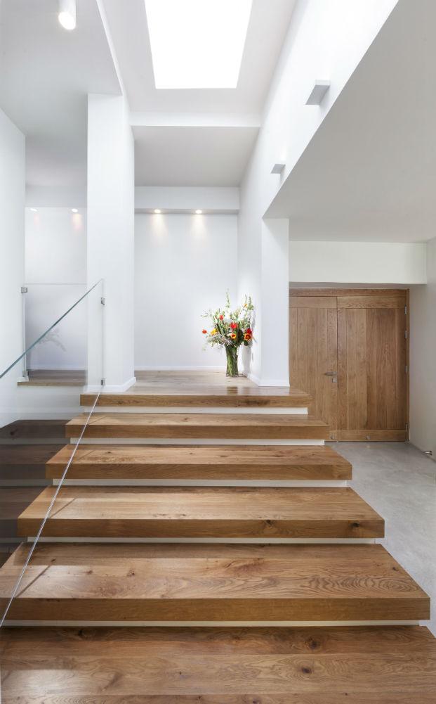 עיצוב פנים ואדריכלות בית בסביון