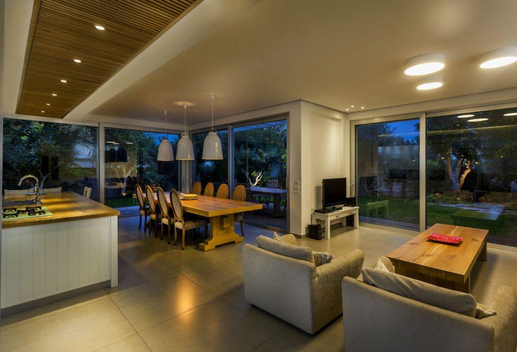 אדריכלות בתים, עיצוב וילות יוקרה