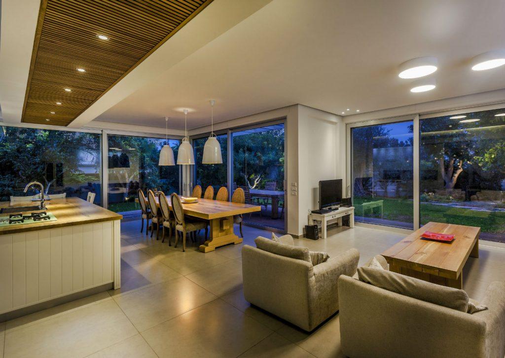 עיצוב וילות יוקרה, אדריכלות בתים