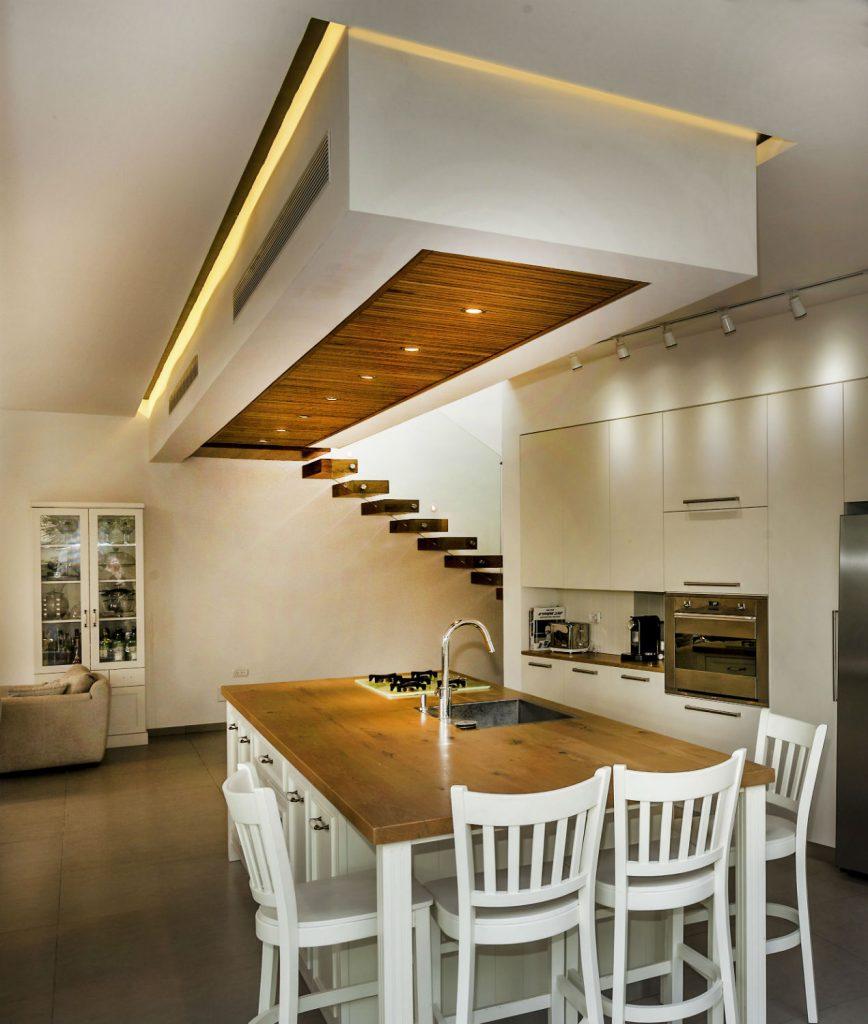 אדריכלות בתים, בית בקדימה