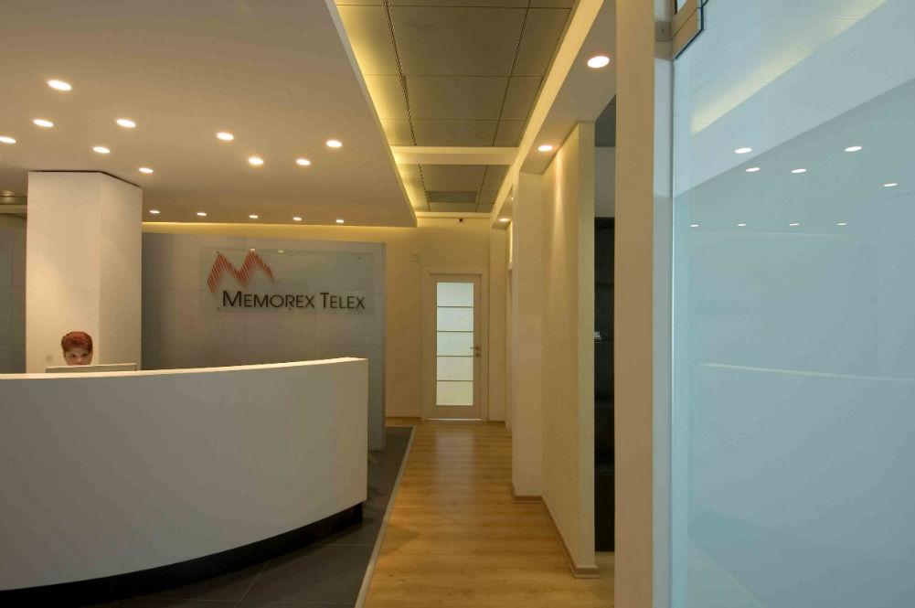 דרור ברדה, משרדי ממורקס, עיצוב פנים