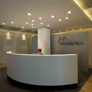 דרור ברדה, משרדי ממורקס, עיצוב ואדריכלות
