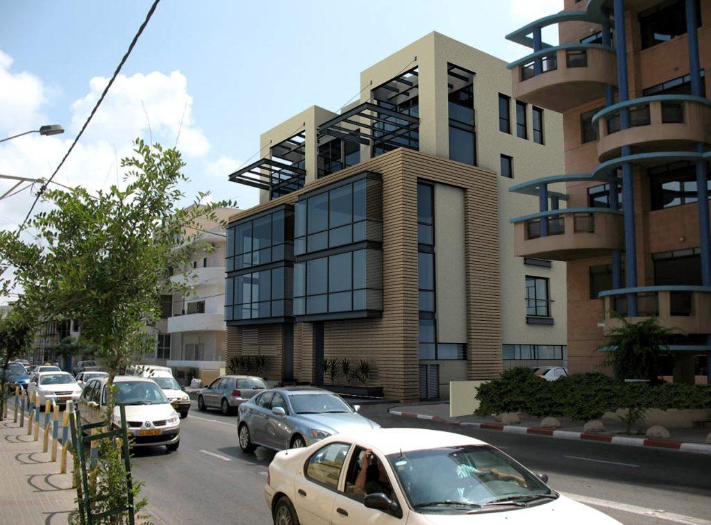 תכנון אדריכלי, שיפוץ דירה בירקון