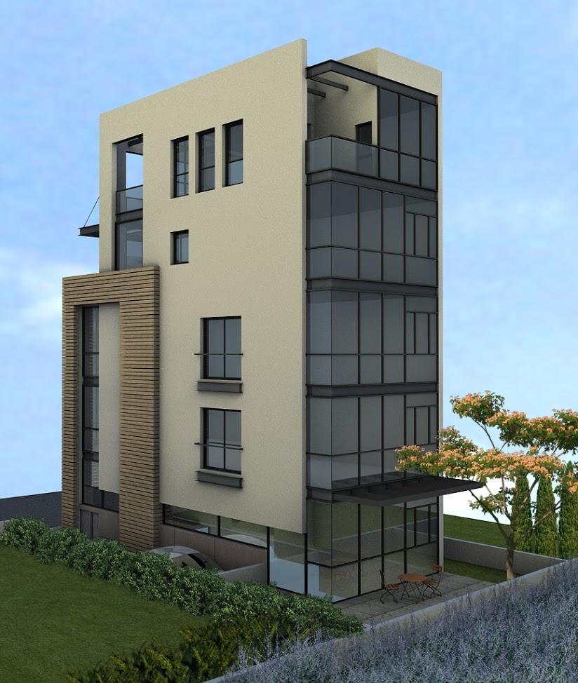 תכנון אדריכלי, דרור ברדה, שיפווץ בניין