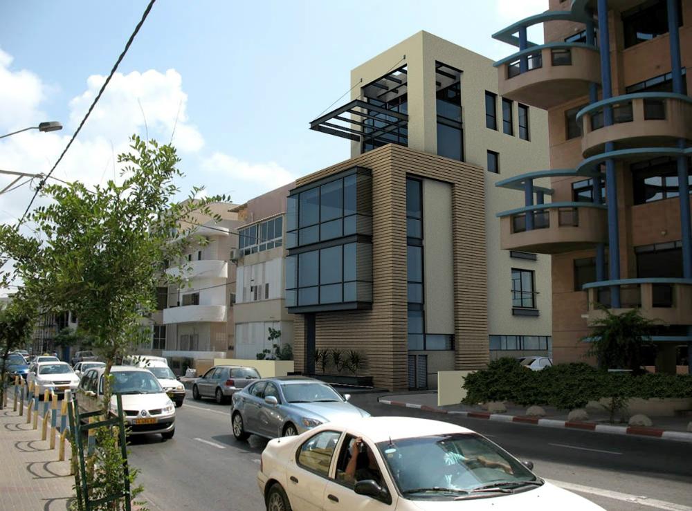 תכנון אדריכלי, אדריכלי ישראלי, דרור ברדה