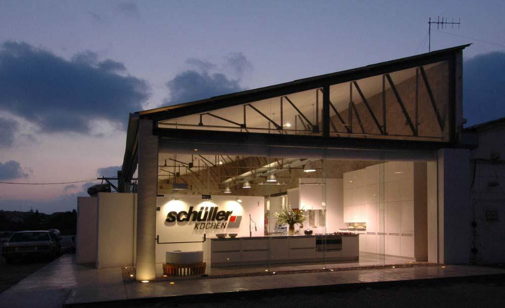 אדריכלות מודרנית - דרור ברדה